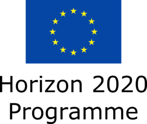 EU emblem with Funding Information
