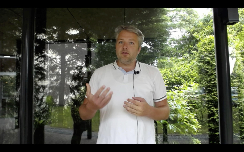 Marco Büchler Talking