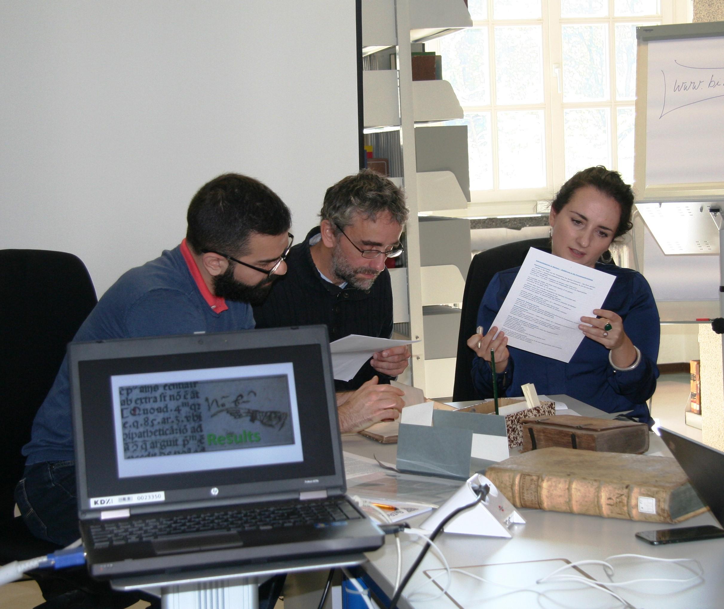 Workshop des EU-Projekts ReIReS in der Wissenschaftlichen Stadtbibliothek Mainz