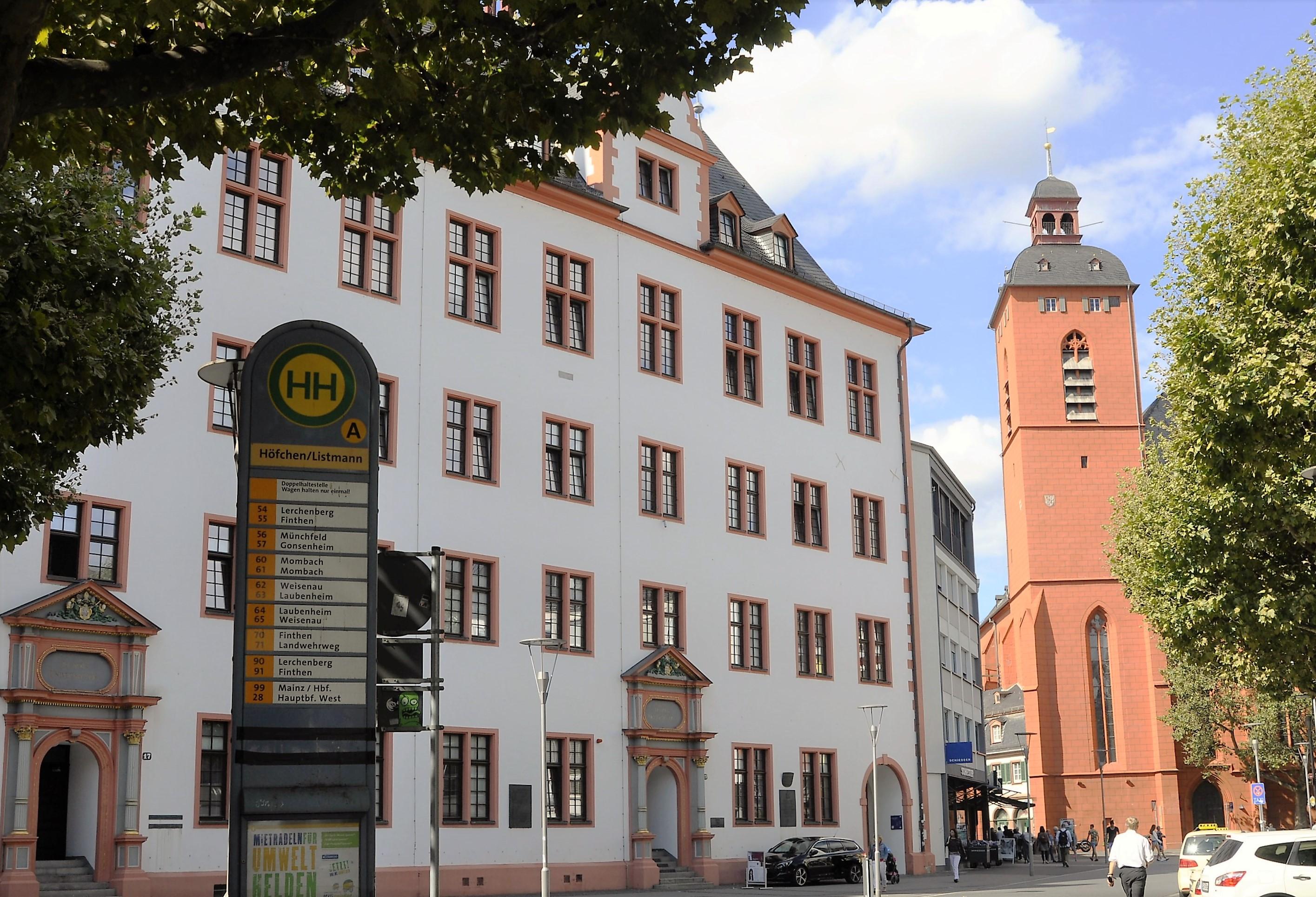 IEG Mainz Building