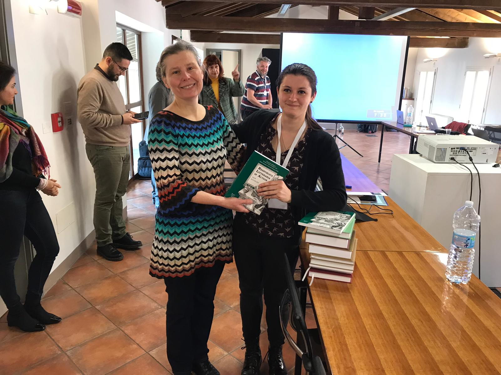 A Polish Gift to an Italian Library
