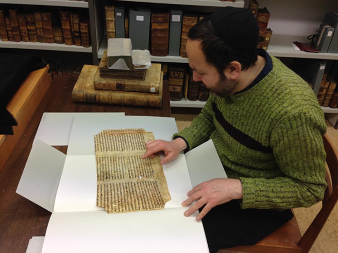 Martinus Library Donates Precious Esther and Samaritan Scrolls to Israel