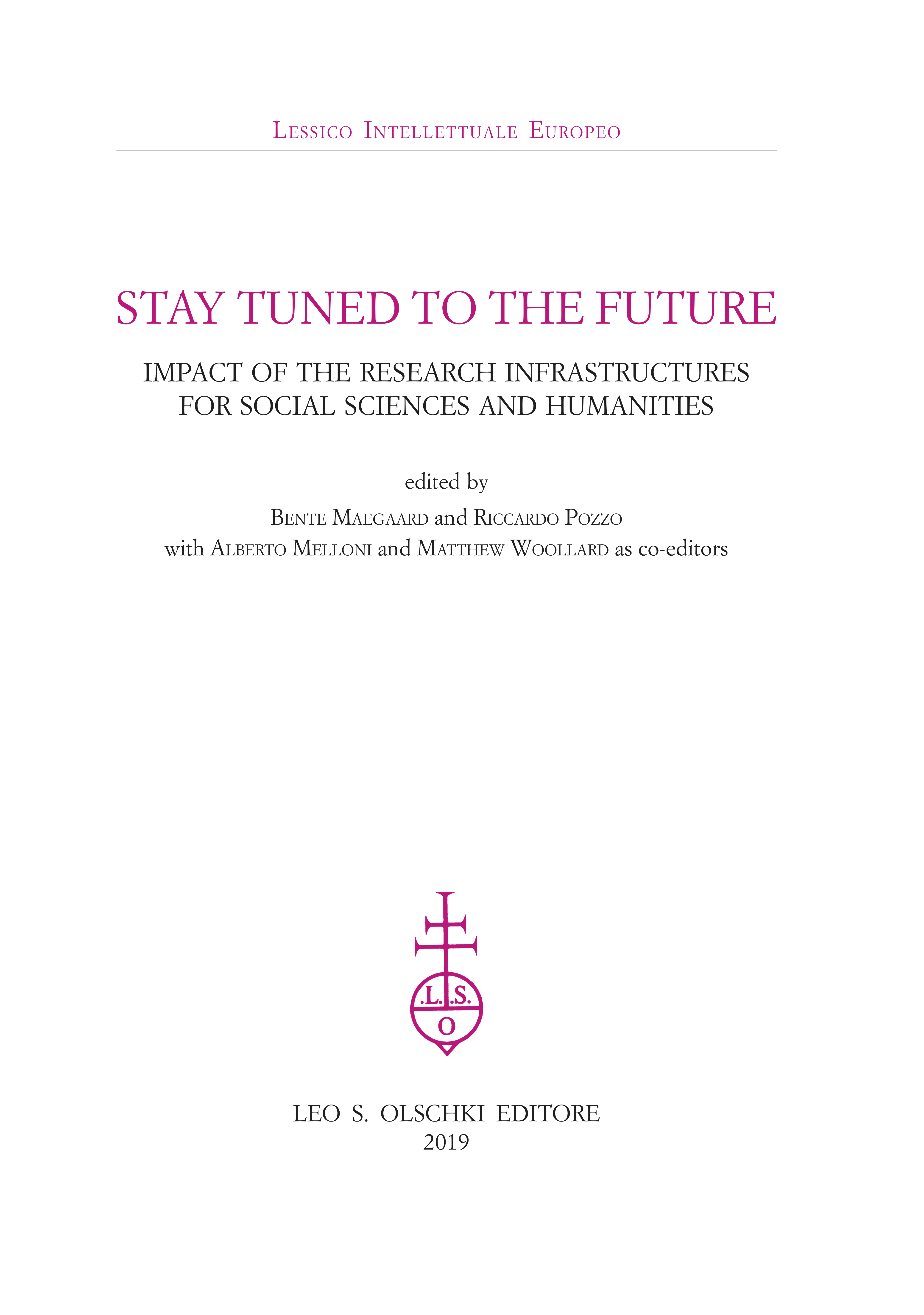 Book Launch: Stay Tuned to the Future