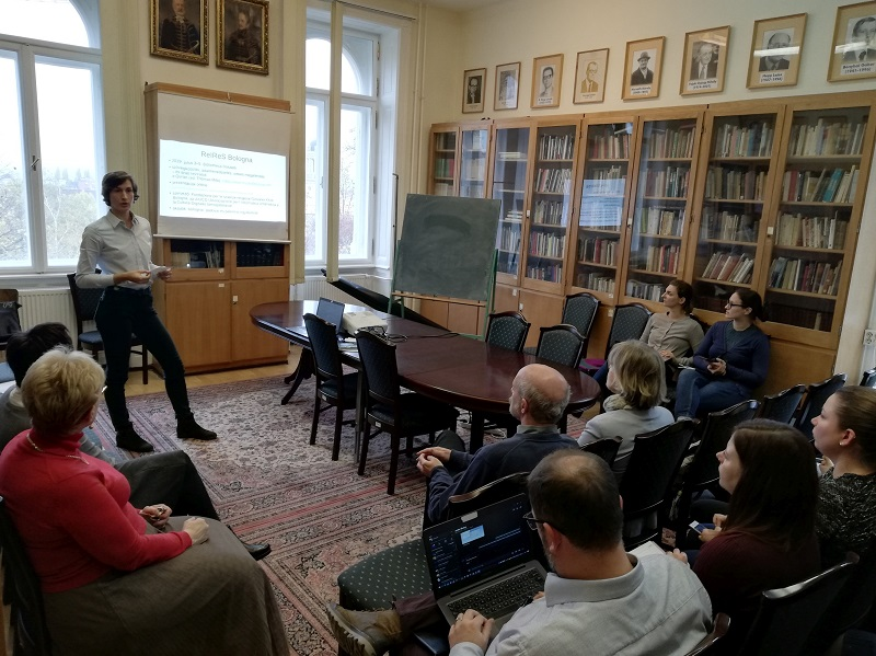 ReIReS at the Digital Humanities Masterclass in Budapest