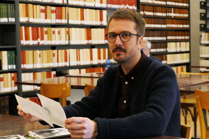 Meet a Scholarship Recipient: Moritz Lampe