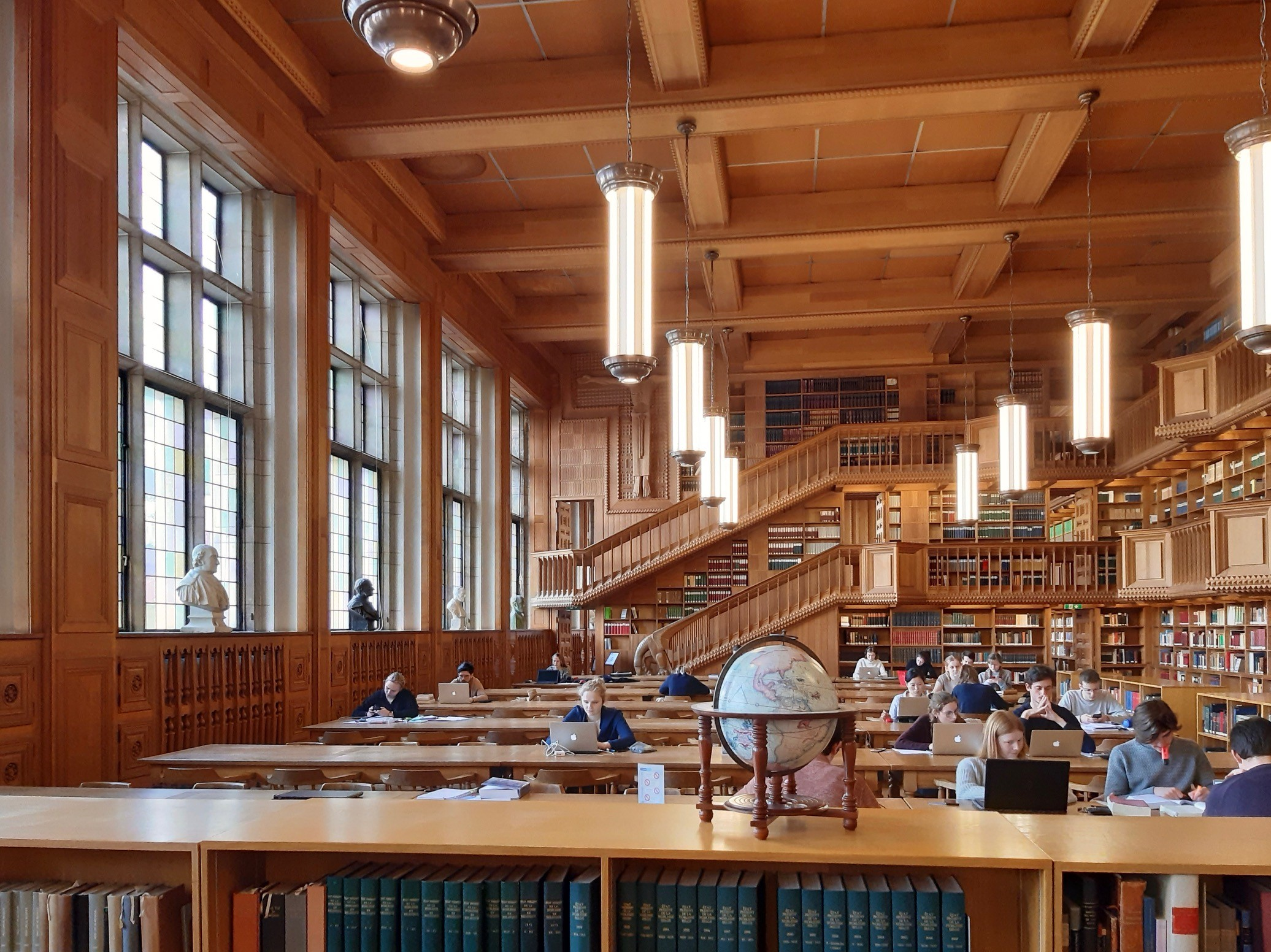 A Week in Leuven's Libraries