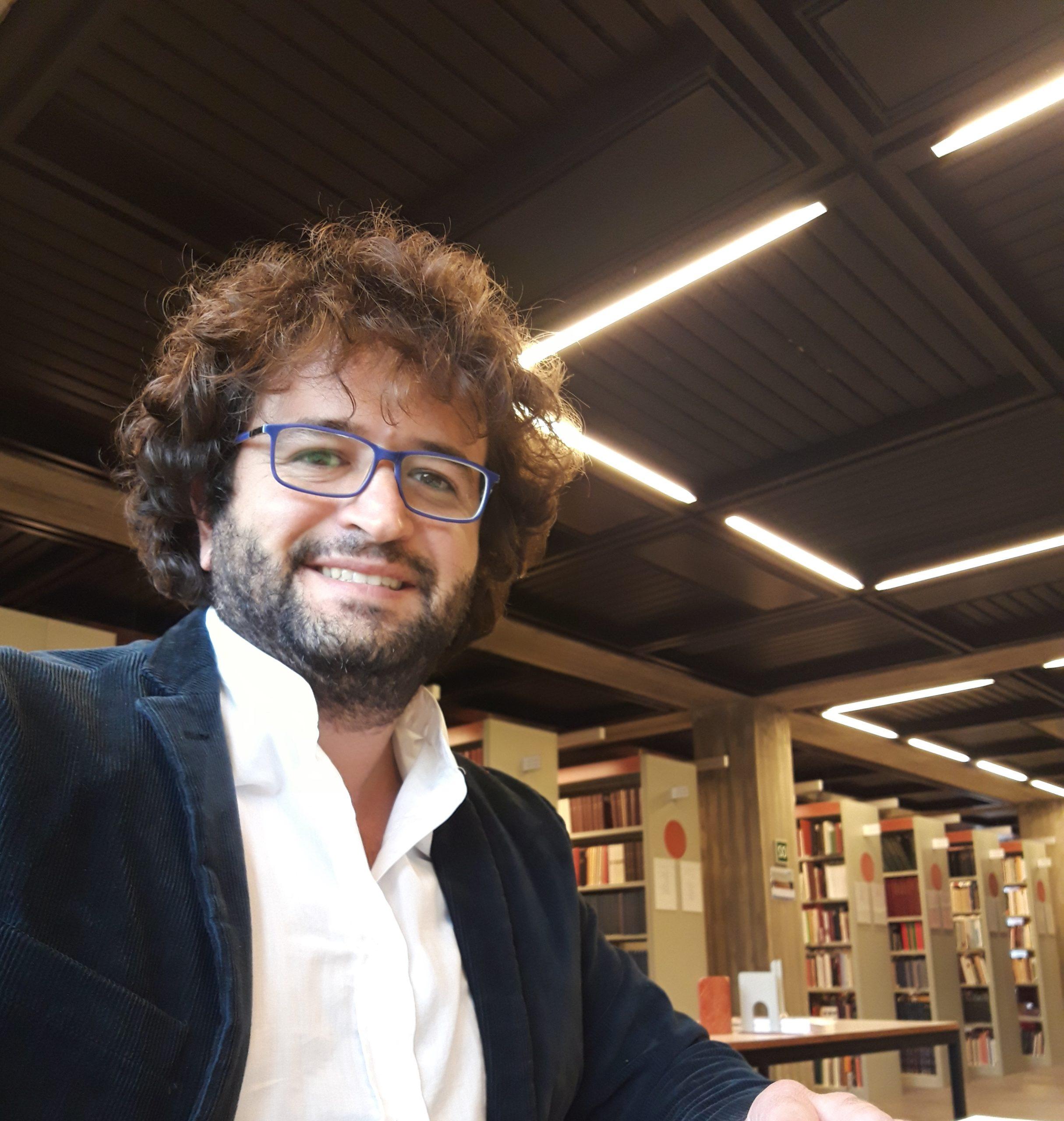 Meet a Scholarship Recipient: Filippo Petrucci