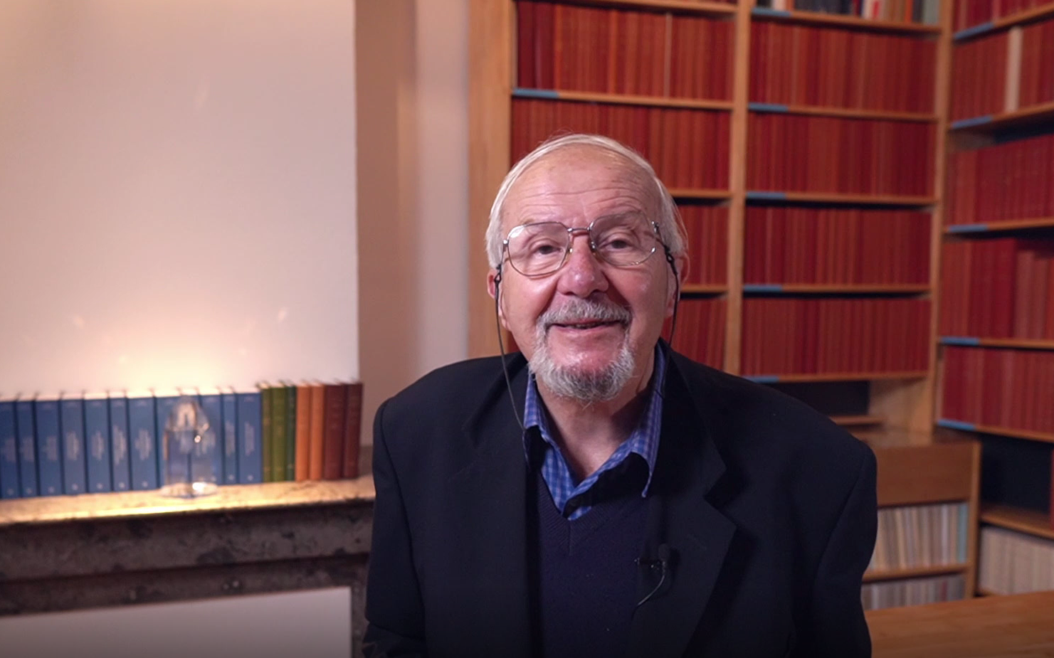 60 Years of Digital Humanities, Video with Prof. Paul Tombeur